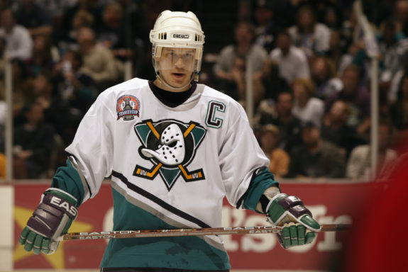 Anaheim Mighty Ducks Jersey