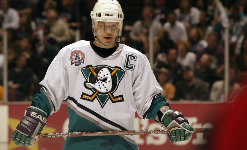 Anaheim Ducks to Retire Numbers for Paul Kariya   Scott Niedermayer ae7fdfcbf