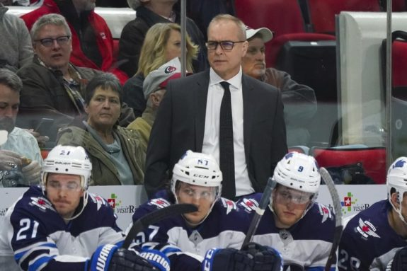 Paul Maurice Winnipeg Jets