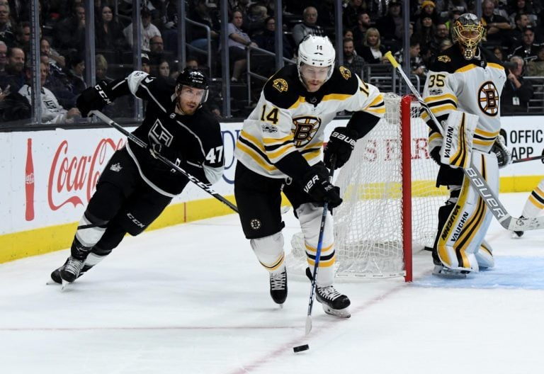 Paul Postma Boston Bruins 2017