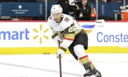 Jets Acquire Stastny from Golden Knights