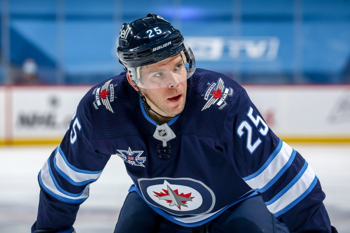 Paul Stastny Winnipeg Jets