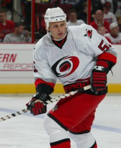 Pavel Brendl Carolina Hurricanes