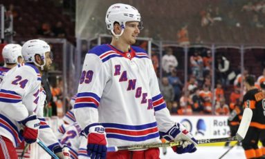 Pavel Buchnevich Poised For a Breakout Campaign