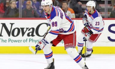 Rangers' Buchnevich Showing His Best Is yet to Come