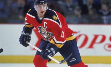 Panthers' Best All-Time Starting Lineup Right Wing: Pavel Bure