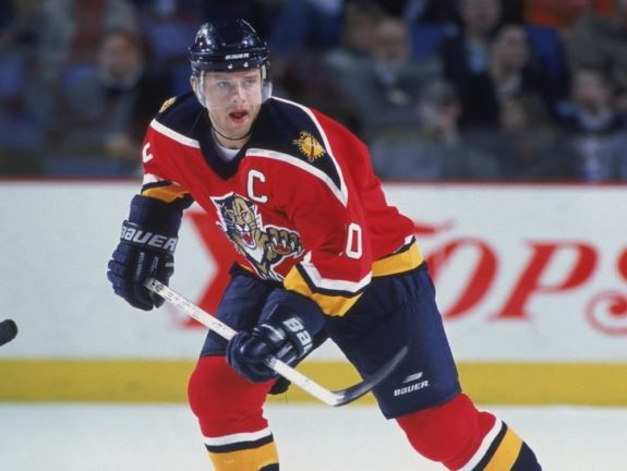 Pavel Bure, Florida Panthers - best russian hockey players