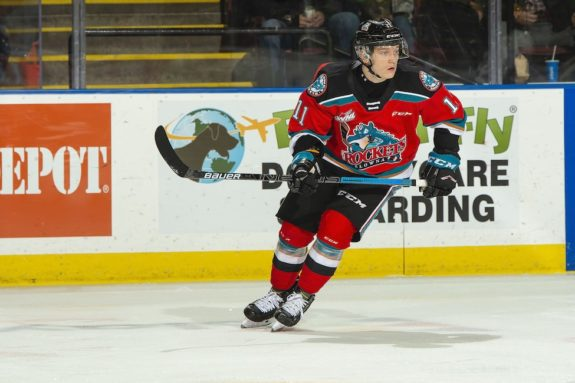 Pavel Novak Kelowna Rockets