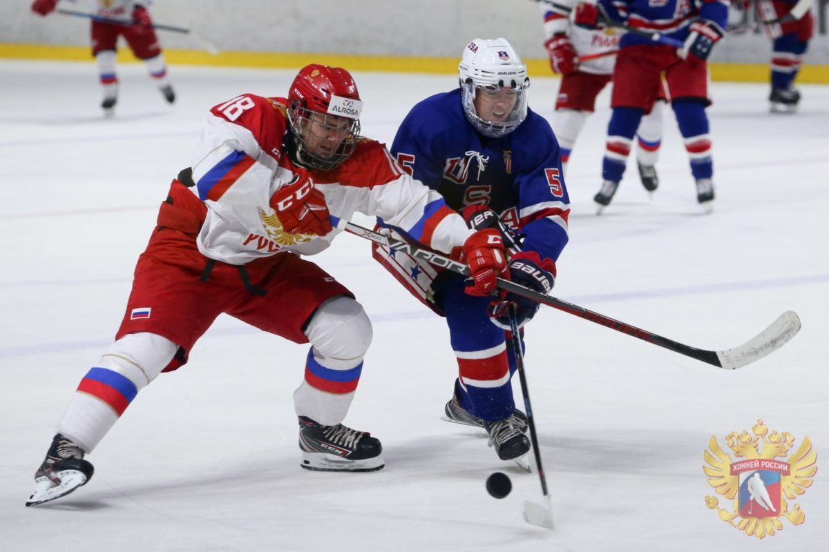 Pavel Tyutnev Team Russia