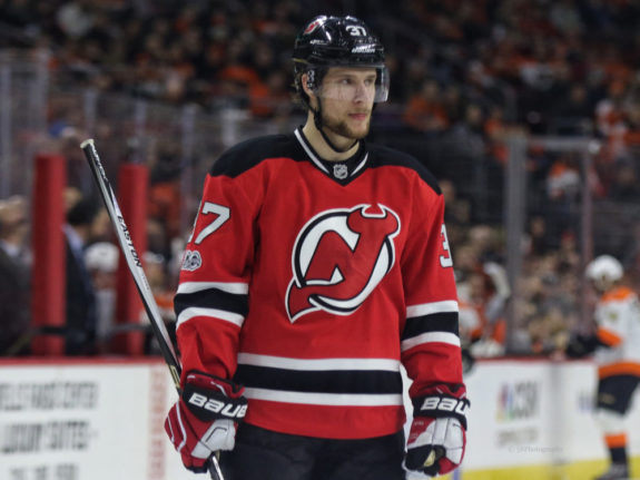 New Jersey Devils, Pavel Zacha, NHL