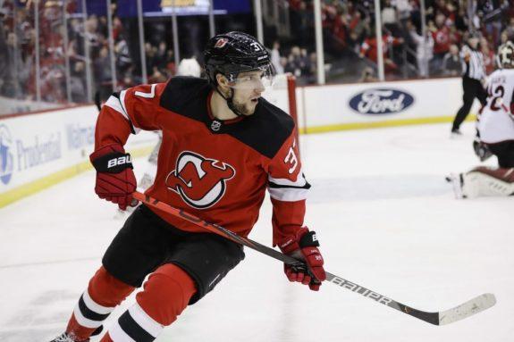 New Jersey Devils Pavel Zacha