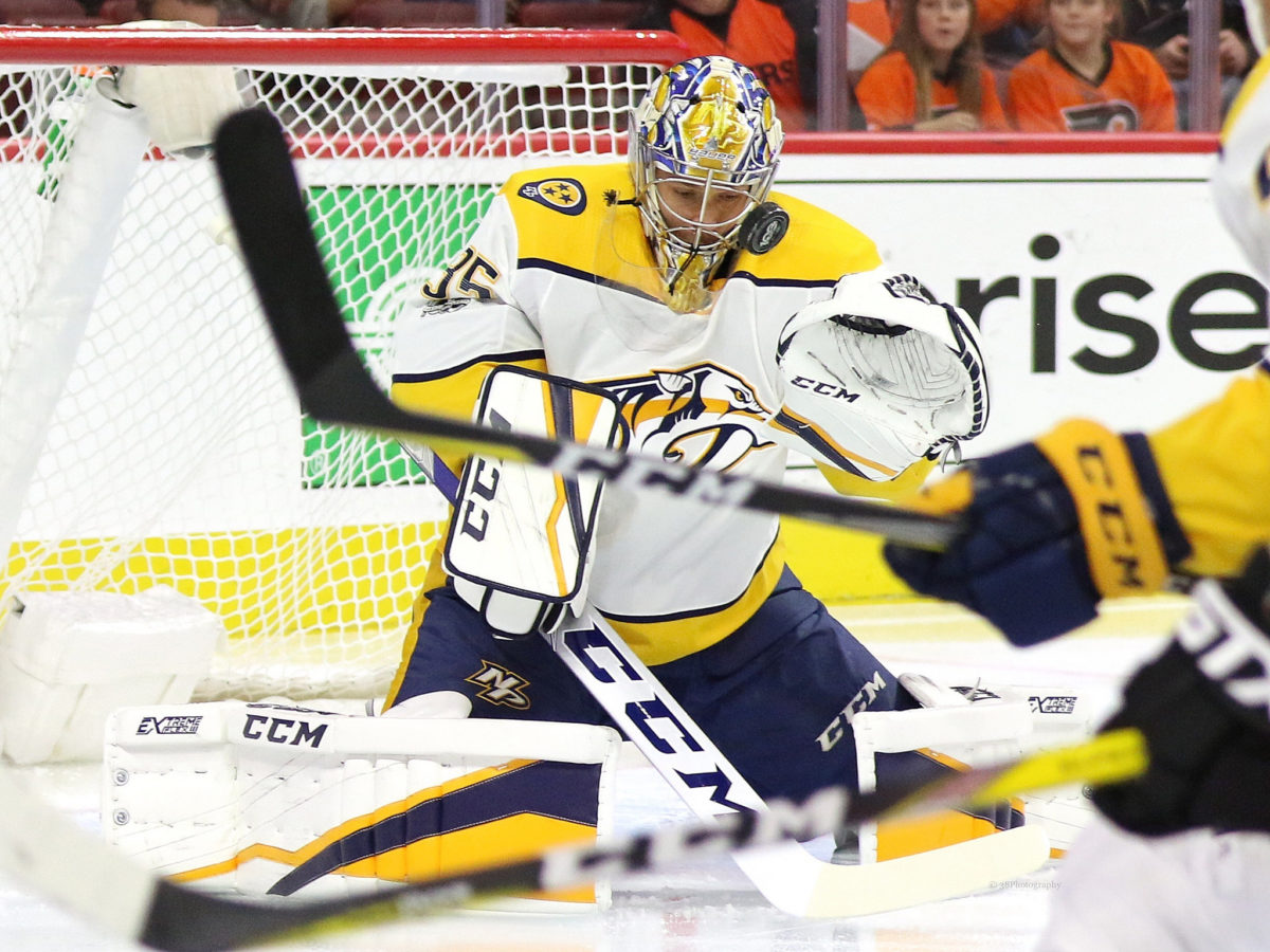 Pekka RInne Predators