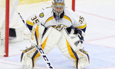 Top 3 All-Time Predators Goalies