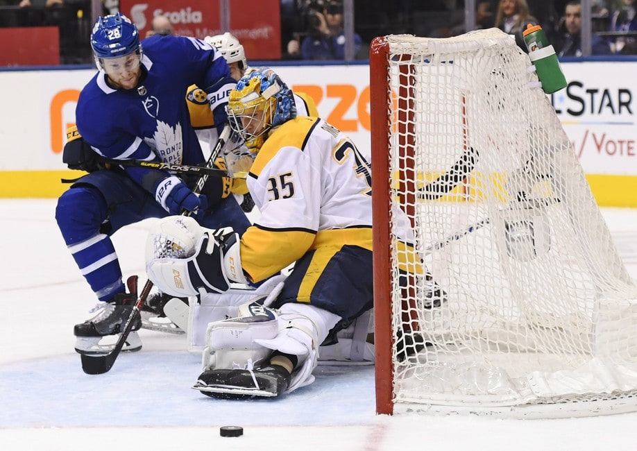 Nashville Predators Beat Toronto Maple Leafs in Potential Stanley Cup Final Preview