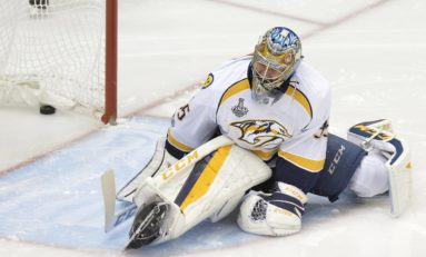 Penguins Have Pekka Rinne's Number