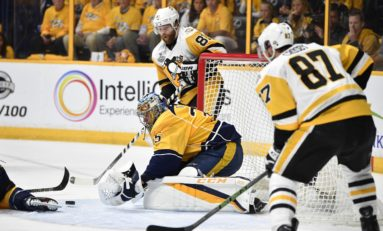 Penguins' Power Play Good for Predators
