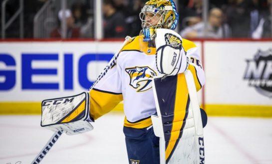 Predators: Pekka Rinne Has Short Leash in 2020 Playoffs