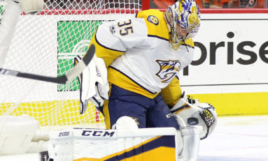 Nashville Predators May Have NHL's Best Goalie Combo On, Off Ice