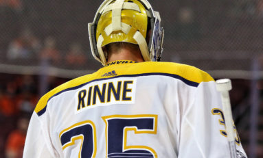 Rinne Extension Provides Predators with Plenty of Positives