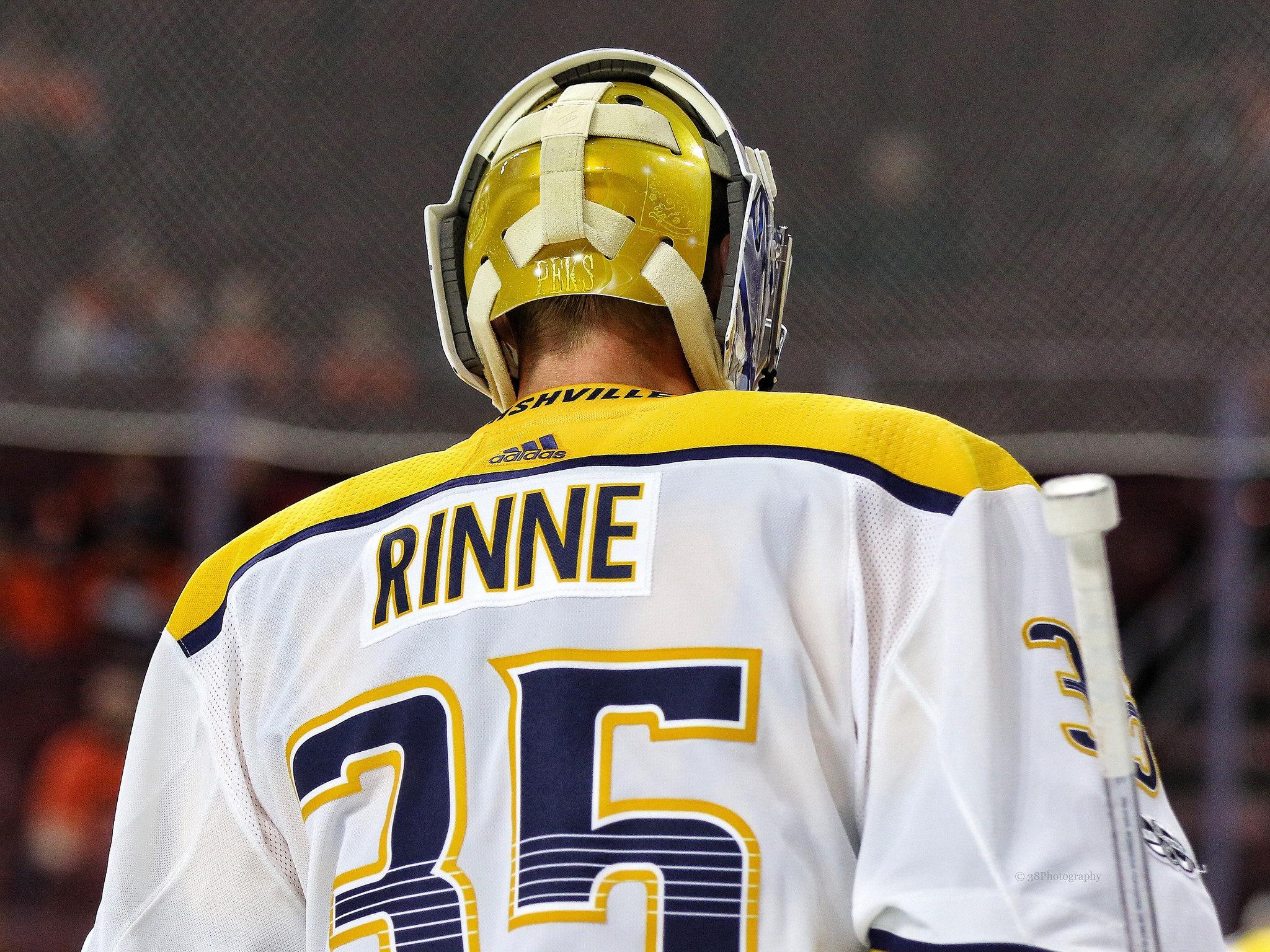 separation shoes cfa3b c3fd0 Nashville Predators: Pekka Rinne Should Be Traded