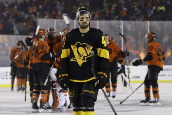Pittsburgh Penguins' Zach Aston-Reese