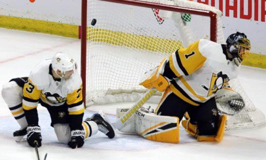 Senators Squeeze Past Penguins - Dzingel Nets OT Winner