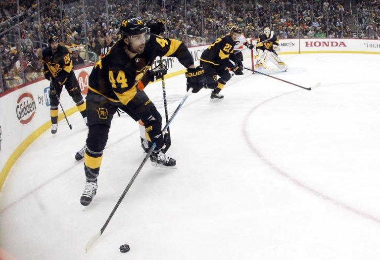 Pittsburgh Penguins Erik Gudbranson