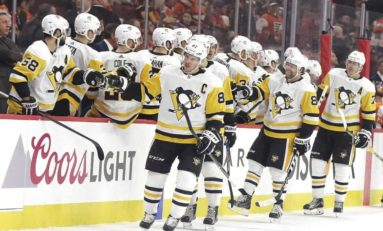 Penguins' Depth Overwhelm Blue Jackets