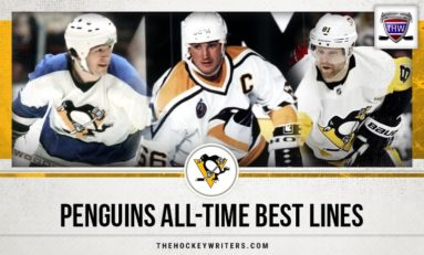 Pittsburgh Penguins' All-Time Greatest Lines