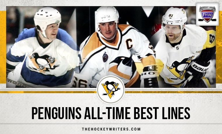 Pittsburgh Penguins All-Time Best Lines