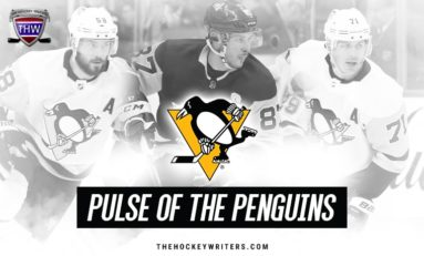 Pulse of the Penguins: Injuries Pile Up as Losing Streak Begins