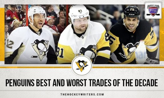 Pittsburgh Penguins best and worst trades of the decade Phil Kessel, Ryan Reaves, Jarome iginla