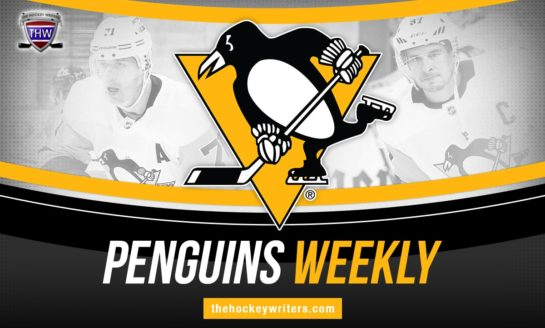 Penguins Weekly: Rough Opening Week With Lessons to Learn