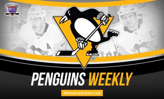 Penguins weekly Sidney Crosby Evgeni Malkin