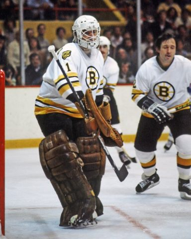 Pete Peeters, Boston Bruins
