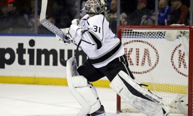 Can Budaj Save the Kings?