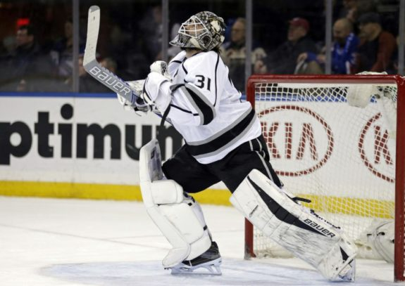 Peter Budaj, Los Angeles Kings, Fantasy Hockey