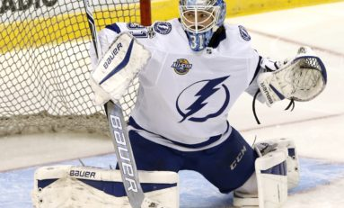 Budaj's a Necessity for the Lightning