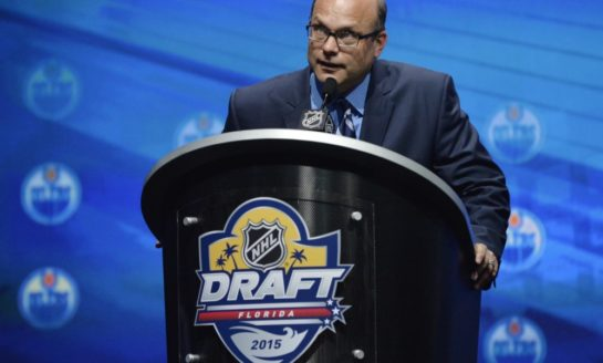 Oilers Options at the 2018 NHL Draft