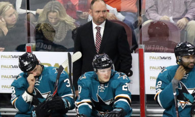 3 Statistics For Peter DeBoer - Part 1