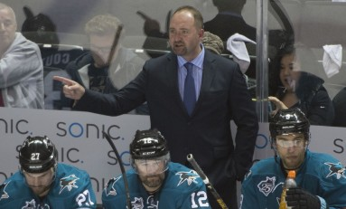 San Jose Sharks 2015-16 Review: The Coach
