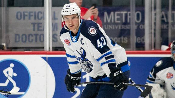 Peter Stoykewych Manitoba Moose