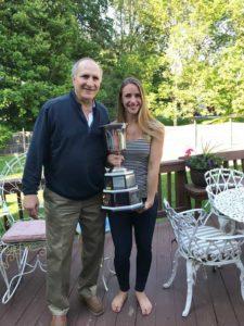 Peter Scamurra & Hayley Scamurra Isobel Cup