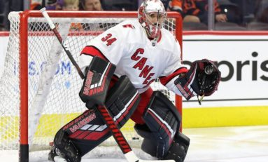 Hurricanes Must Brace for Impact with Mrazek in Net