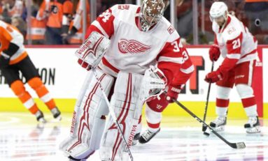 Red Wings Trade Petr Mrazek to the Flyers