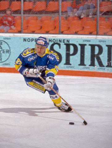 Petri Skriko, Finnish HHoF, Vancouver Canucks