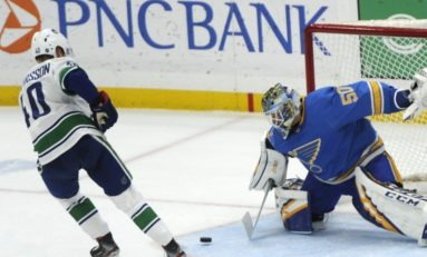 Canucks vs. Blues Playoff Series: How Do They Match Up?