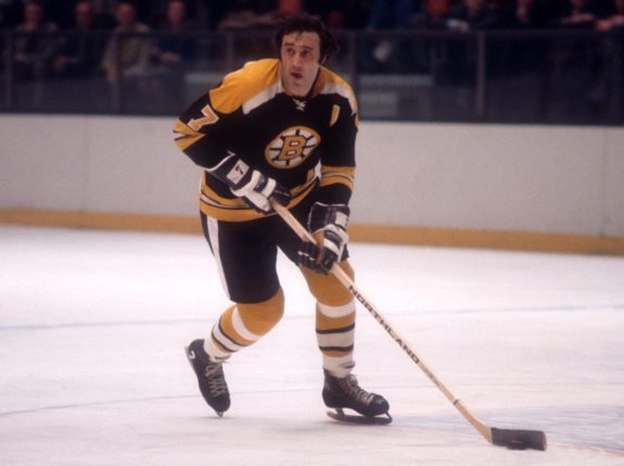 Phil Esposito Boston Bruins