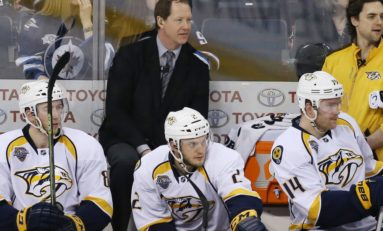 Sabres' Coaching Search Begins