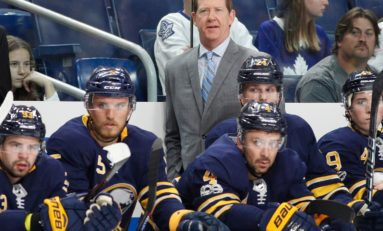 Frustrations Boiling Over After Another Sabres Loss